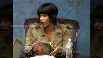 'Love & Hip Hop: Atlanta' Joseline Hernandez -- Fish and Fat People Don't Talk to Tabloids