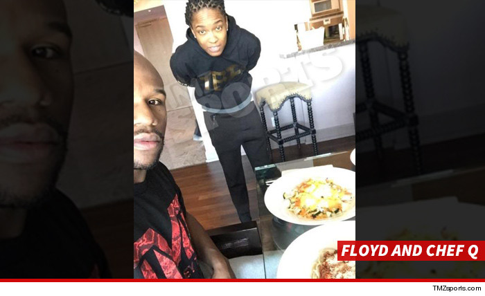 0316-floyd-and-chef-q-TMZ-SPORTS-01