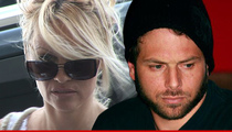 Pam Anderson -- Rick Salomon Made $40 Mil Last Year ... Playing Poker with ONE GUY!!!