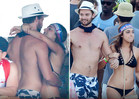 Patrick Schwarzenegger -- Party in the C.A.B.O. ... And That Ain't Miley! (PHOTOS)