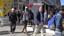 Michelle Obama -- Sunday Worship at the Church of SoulCycle (VIDEO)