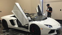 DJ Pauly D -- Puts Up Half A Mil For D. Bilz Lambo