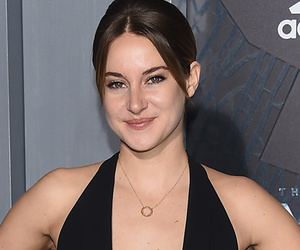 "Shailene Woodley Shows Serious Skin at ""Insurgent"" Premiere"