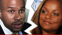 Derek Fisher -- Files for Divorce