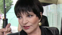 Liza Minnelli -- Checks into Malibu Rehab Facility