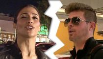 Robin Thicke, Paula Patton ... Divorce is a Done Deal