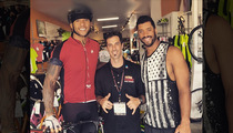 Russell Wilson -- I'm Ready Two Wheelie Shape Up for Off-Season