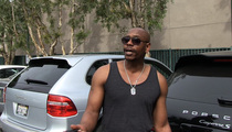 Dave Chappelle -- Son Training at Pacquiao's Boxing Gym