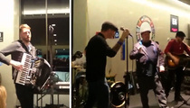 Dropkick Murphys -- No Luck O' The Irish ... Boston Airport Show Was Planned