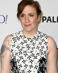 "Lena Dunham ""Premieres"" New Pixie Cut on ""Late Night"" -- Like The Look?!"