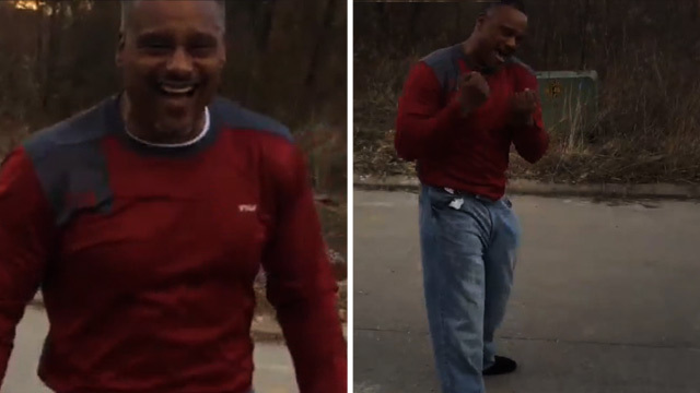 STL Rams Rookie -- Buys Dad A Truck ... Dad Goes Nuts ...