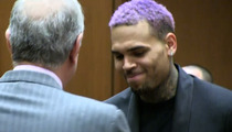 Chris Brown Court Hearing -- He WON'T Be Thrown in Jail