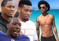 NFL's Joe Haden -- The New Tyra Banks?! ... I Found America's Next Top Model