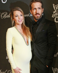 Ryan Reynolds & Blake Lively Finally Reveal Baby Girl's Name