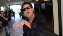 Charlie Sheen -- Blasts Obama for Final 4 Picks ... 'He's Wasting Valuable Time!'