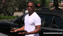Jamie Foxx -- Guys, I'm Not Banging Katie Holmes (VIDEO)