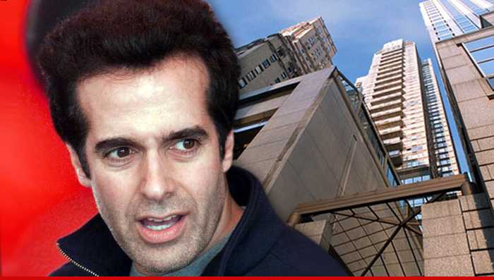 David copperfield swimming pool disaster floods entire high