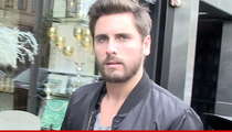 Scott Disick -- I'm Too Busy for Rehab