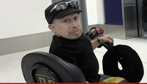 Verne Troyer--Suffers Seizure...Rushed to Hospital