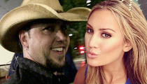 Jason Aldean, Brittany Kerr -- We Got Hitched!!!