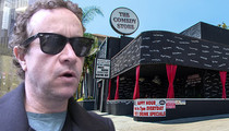 Pauly Shore -- Thieves Stole $10k From My ATM ... They Also took the ATM