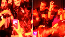 French Montana -- Bar Mitzvah Kids In Love with the CoCo!!! (VIDEO)