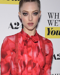 """Amanda Seyfried's Bold Braid Steals the Show at """"While We're Young"""" Premiere"""
