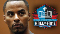 Darren Sharper -- Eligible For HOF ... Despite Rape Conviction