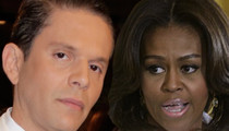 Univision Threatened By Fired Host ... YOU LIED -- Michelle Obama Never Complained!