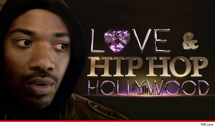 Ray J Quits Love And Hip Hop Hollywood