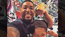 NFL's Devon Still -- My Daughter's Cancer's In Remission!!!