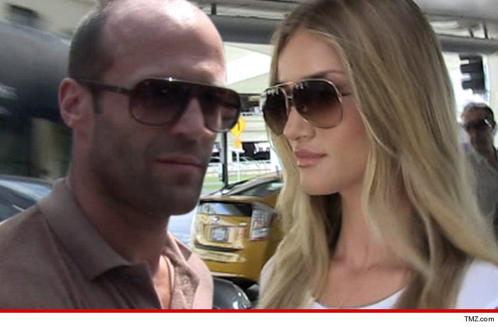 Jason Statham Rosie Huntington-Whiteley Buy Home