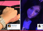 Kylie Jenner -- Watch Me Throw Shade at Blac Chyna