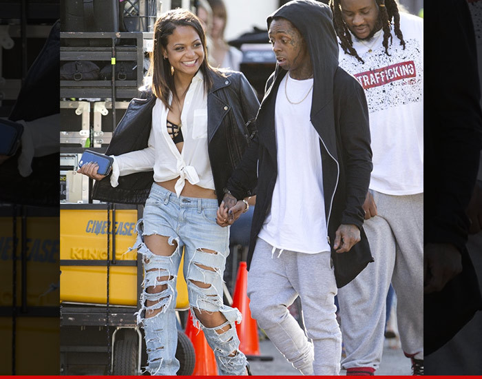 Lil wayne and christina milian sorry 4 the wait we for Spiegel young money