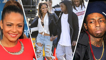 Lil Wayne & Christina Milian – Nothing to Hide (TMZ TV)