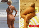 Amber Rose -- You Can Touch My Ass ... With An Airbrush
