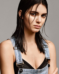 Kendall Jenner Stuns in #MyCalvins Denim Campaign -- See Sexy Pics!