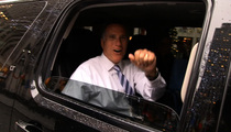 Mitt Romney -- I Won't Fight Obama ... He Already Beat Me!
