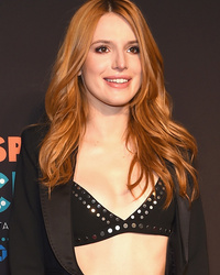 Bella Thorne Puts Her Fit P