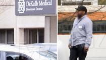 Bobby Brown -- Keeping the Faith at Bobbi Kristina's New Medical Facility