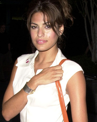 Eva Mendes Posts Throwback Photo From Her First Red Carpet -- See Her $6 Dress