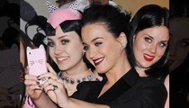 Katy Perry -- I Have A Twin! And I Like It
