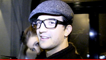 'DWTS' Pro Mark Ballas -- No Longer Adores His Penthouse View