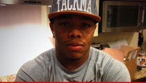 Ray Rice -- On the Rise ... Maybe
