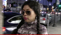 Taraji P. Henson -- I Apologize to the Cop ... My Son Wasn't Profiled