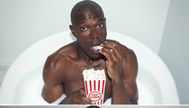 Terrell Owens -- Half-Naked Photo Shoot ... With Famous Celeb Photog