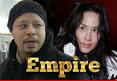 Terrence Howard's Ex-Wife -- M