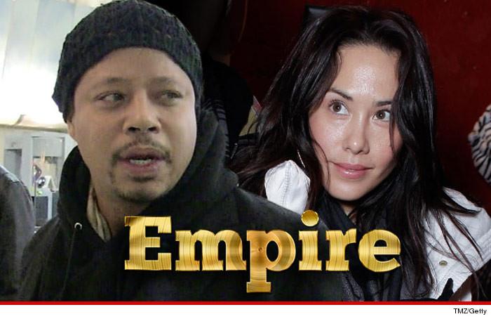 Terrence Howard Ex Wife Empire Salary