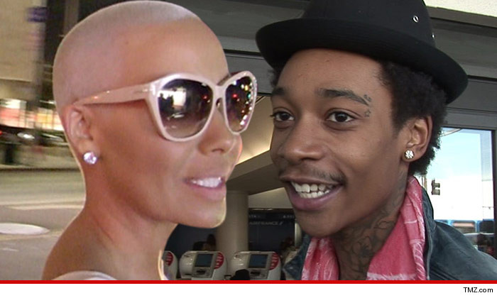 Amber Rose Wiz Khalifa Relationship