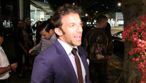 Soccer Stud Alessandro Del Piero -- U.S. Soccer Is 'Pretty Good' ... Maybe I'll Play Here!